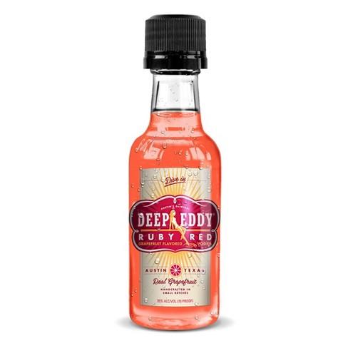 Deep Eddy Ruby Red Grapefruit Vodka - 50ml Bottle - image 1 of 1