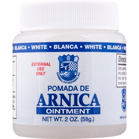 Sanvall Pomada de Arnica Ointment – White - 2oz - image 1 of 3