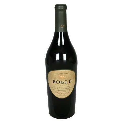 Bogle Vineyards® Petite Sirah - 750mL Bottle - image 1 of 1