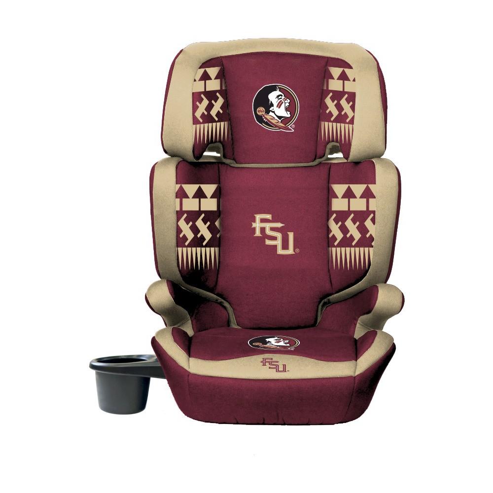 Florida State Seminoles LilFan Collegiate Club Seat Premium 2 in 1 High Back Booster Seat