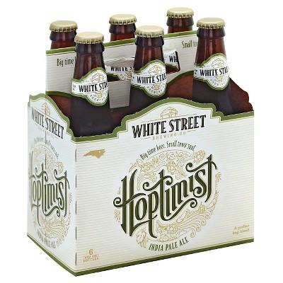 White Street Hoptimist IPA Beer - 6pk/12 fl oz Bottles