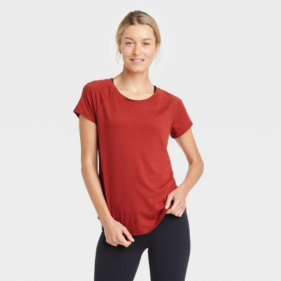 Women's Essential Crewneck Short Sleeve T-Shirt - All in Motion™