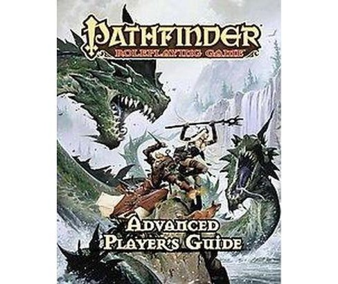 Pathfinder Advanced Player's Guide (Hardcover) - image 1 of 1