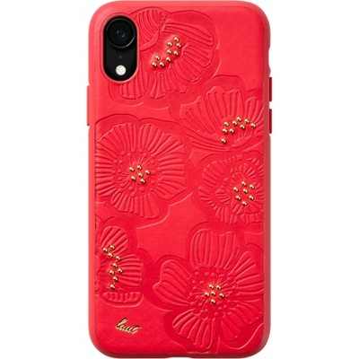 LAUT Apple iPhone XR Flora Case