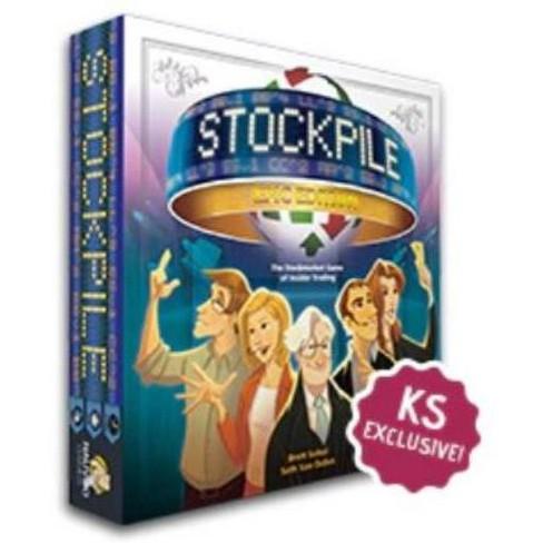Stockpile (Epic Editiion, Kickstarter Esclusive) Board Game - image 1 of 2