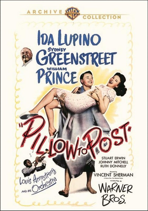 Pillow to post (DVD) - image 1 of 1
