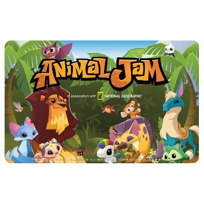 Image of: Game About This Item Target Animal Jam Month Subscription digital Target
