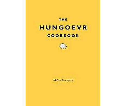 Hungover Cookbook (Hardcover) (Milton Crawford) - image 1 of 1
