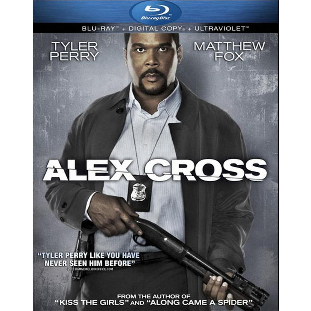 Alex Cross (Blu-ray), Movies