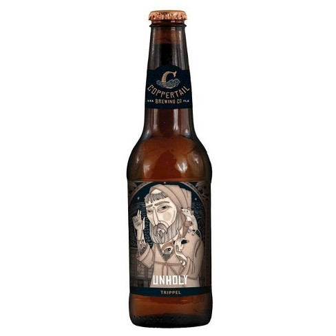 Coppertail® Unholy Trippel - 6pk / 12oz Bottles - image 1 of 1