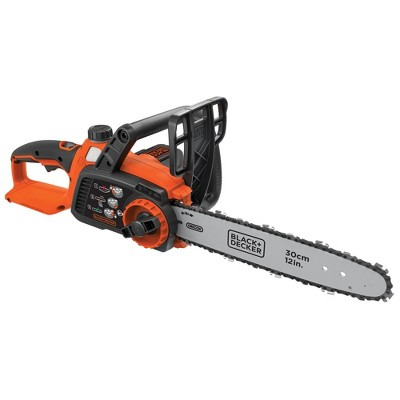 Black & Decker LCS1240B 40V MAX Lithium-Ion 12 in. Cordless Chainsaw (Tool Only)