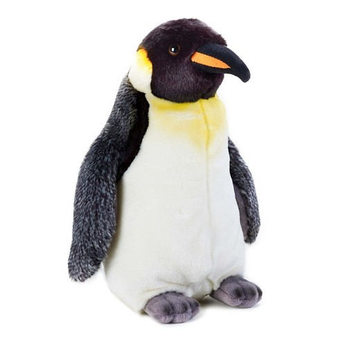 Lelly National Geographic Penguin Hand Plush - image 1 of 1