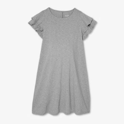 Tier Flutter Short Sleeve Knit Maternity Dress - Isabel Maternity by Ingrid & Isabel™