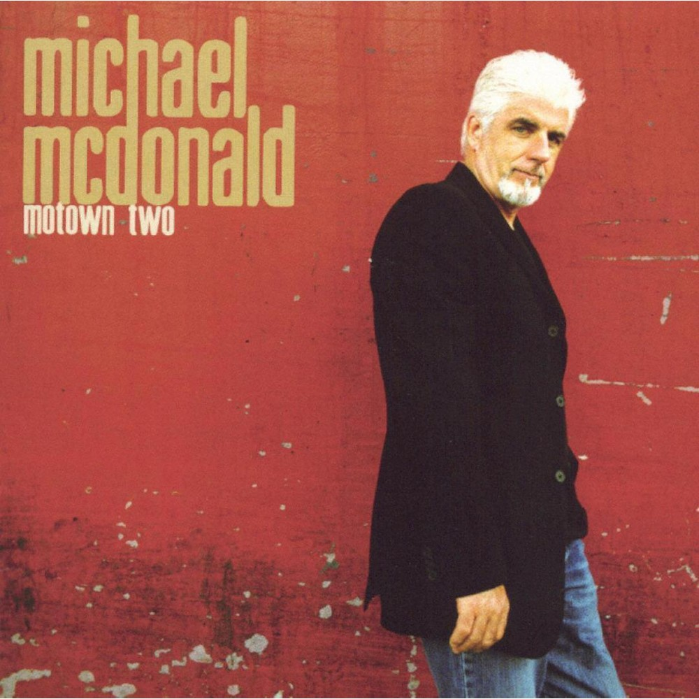 Michael mcdonald - Motown two (CD)
