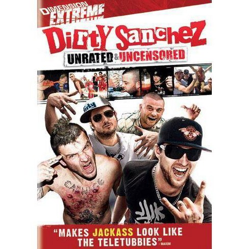 Dirty Sanchez: The Movie (DVD) - image 1 of 1
