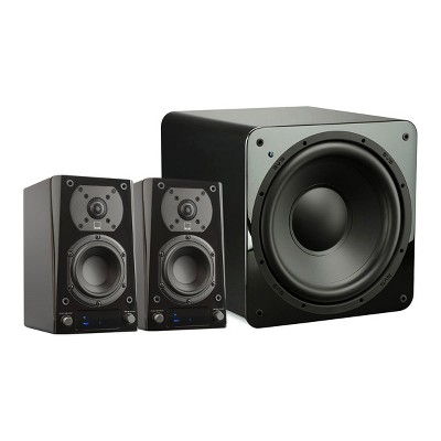 SVS Prime Wireless 2.1 Speaker System (Piano Black Gloss)