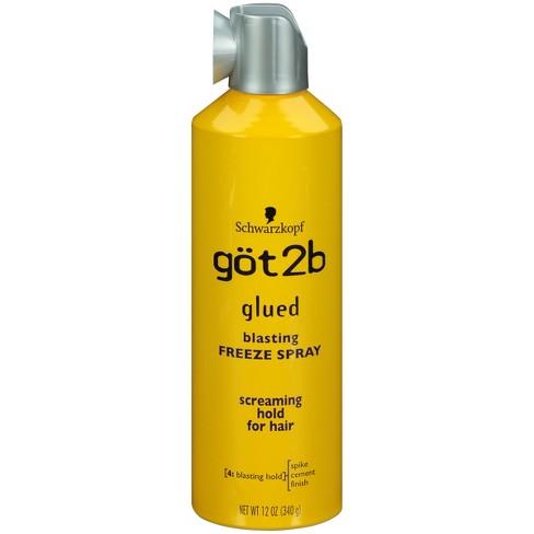 got2B Schwarzkopf Glued Blasting Freeze Hair Spray - 12oz - image 1 of 4