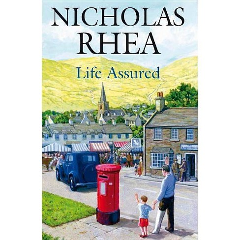 Life Assured - (Severn House Large Print) by  Nicholas Rhea (Hardcover) - image 1 of 1