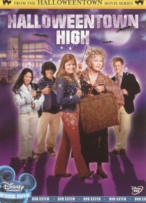 Halloweentown High (dvd_video)