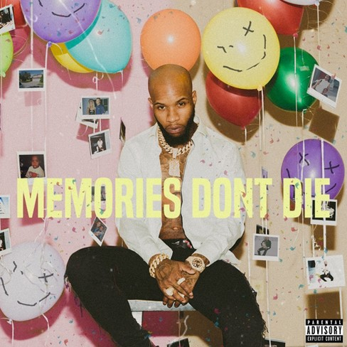 Tory Lanez - MEMORIES DON'T DIE [Explicit Lyrics] (CD) - image 1 of 1