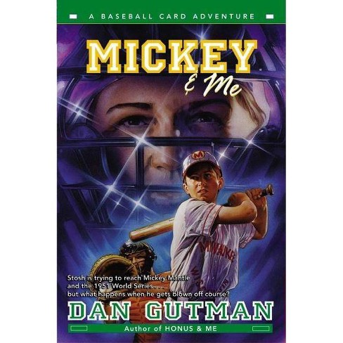 Mickey Me Baseball Card Adventures Paperback By Dan Gutman Paperback