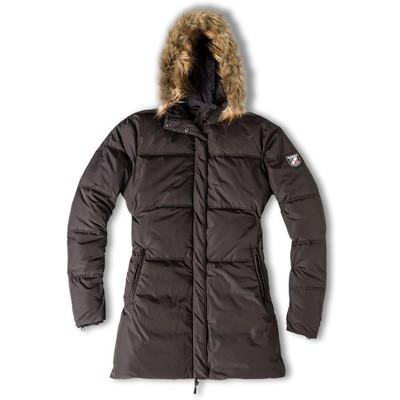 Chamonix Blanche Puffy Long Jacket Womens