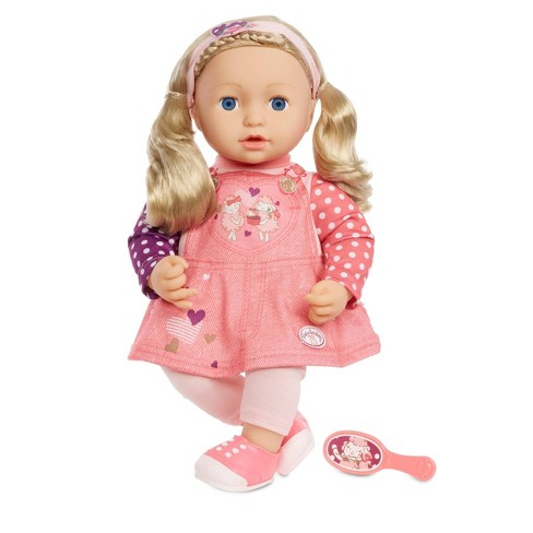 Sophia So Soft with Blue Eyes Baby Doll with Brushable Hair - image 1 of 4