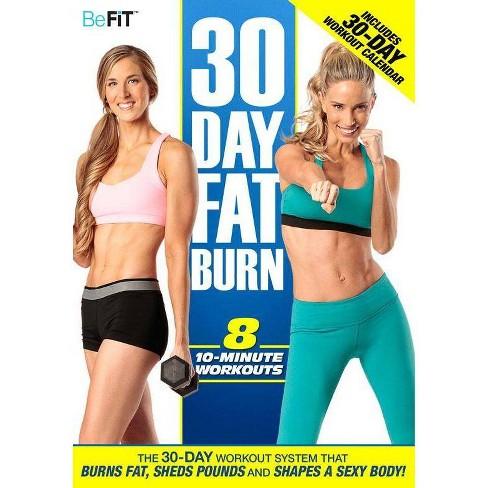 Befit 30 Day Fat Burn (DVD) - image 1 of 1