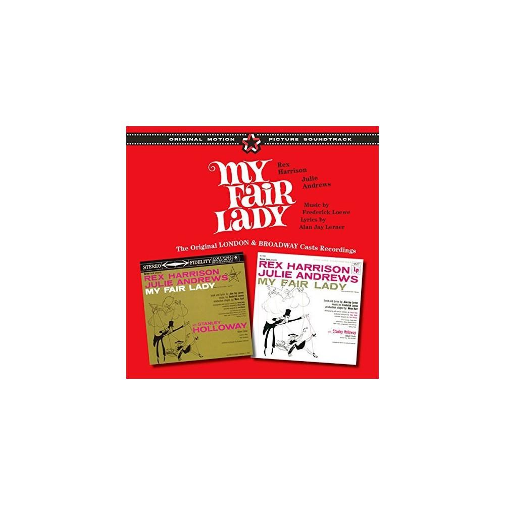 My Fair Lady + 12 Bonus Tracks & O.S.T. - My Fair Lady + 12 Bonus Tracks / O.S.T. (CD)