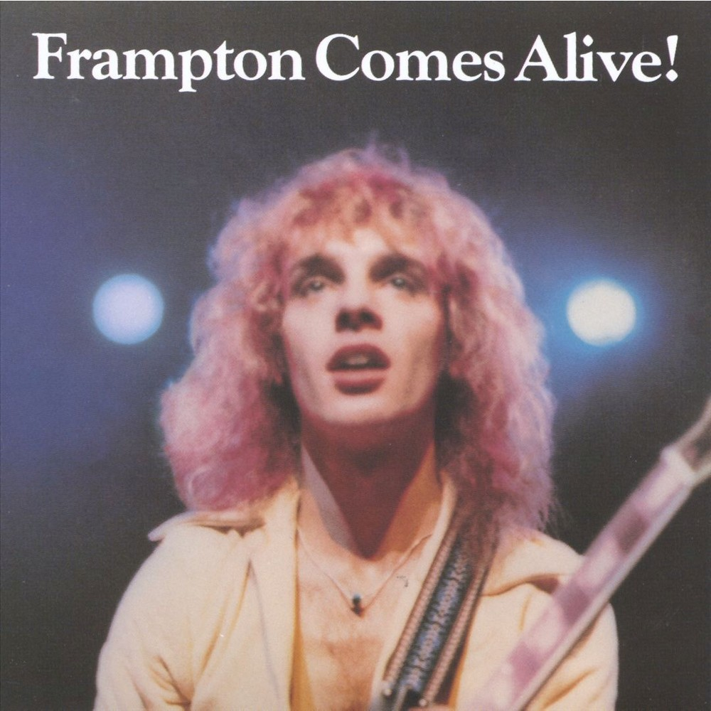 Peter Frampton - Frampton Comes Alive! (CD)