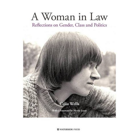 A Woman in Law - by  Celia Wells (Paperback) - image 1 of 1