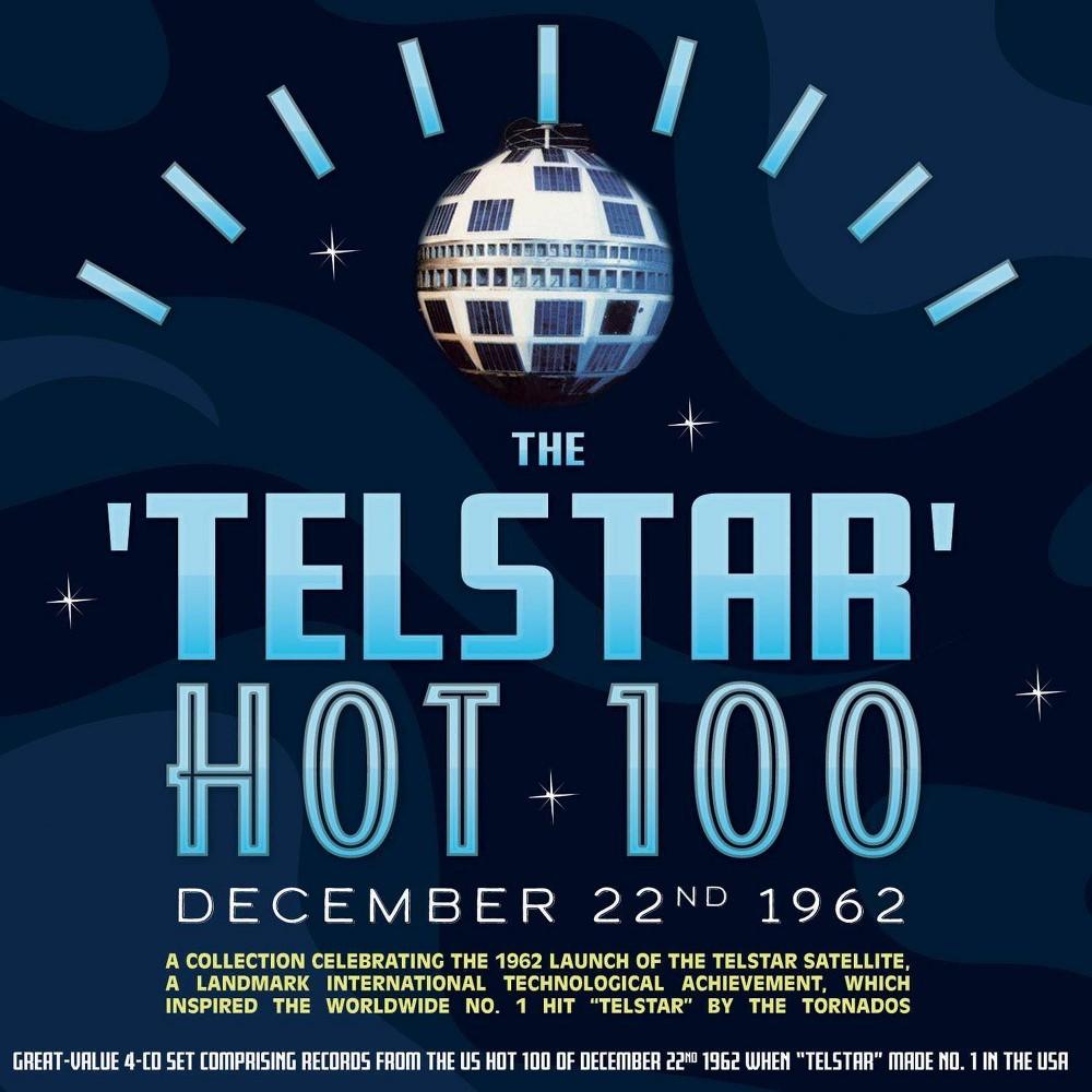 Various The Telstar Hot 100 December 22 Nd 1962 Cd