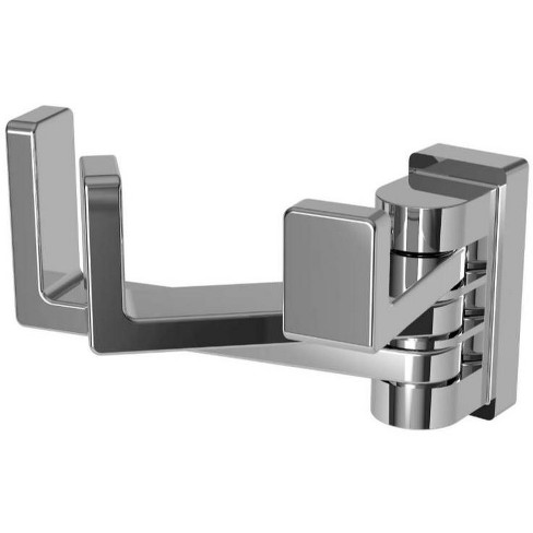 Ginger 5210T Triple Pivoting Robe Hook From The Lineal Collection - image 1 of 1