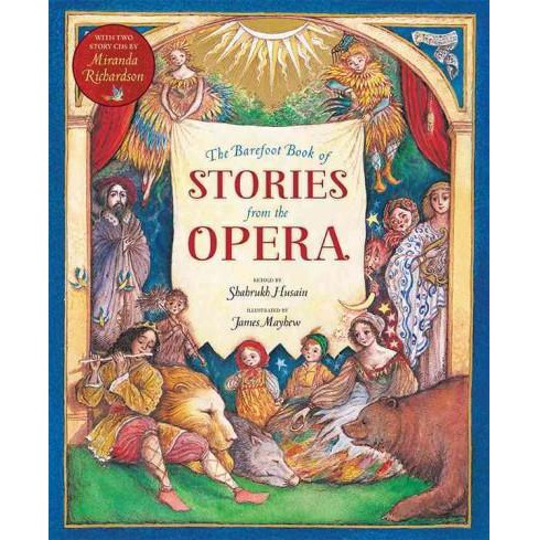 Barefoot Books of Stories from the Opera (Reissue) (Paperback) - image 1 of 1
