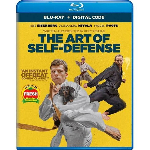 The Art of Self-Defense (Blu-ray)(2019) - image 1 of 1