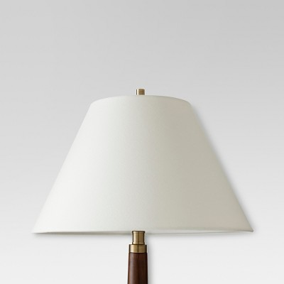 Modified Empire Fabric Replacement Lamp Shade - Large - White - Threshold™