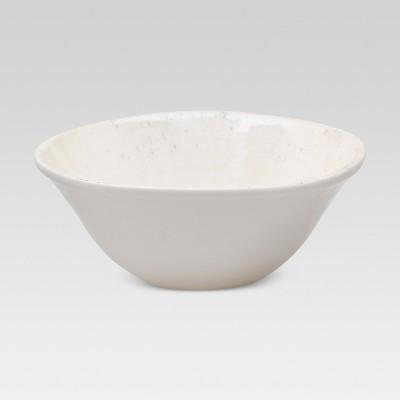 Cereal Bowl Melamine 24oz White - Threshold™