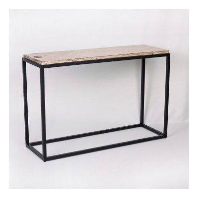Faux Wood Console Table   Brown   Threshold™ : Target
