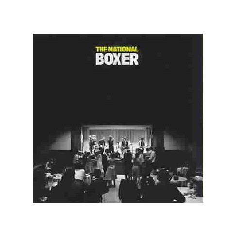 National - Boxer (CD) - image 1 of 1