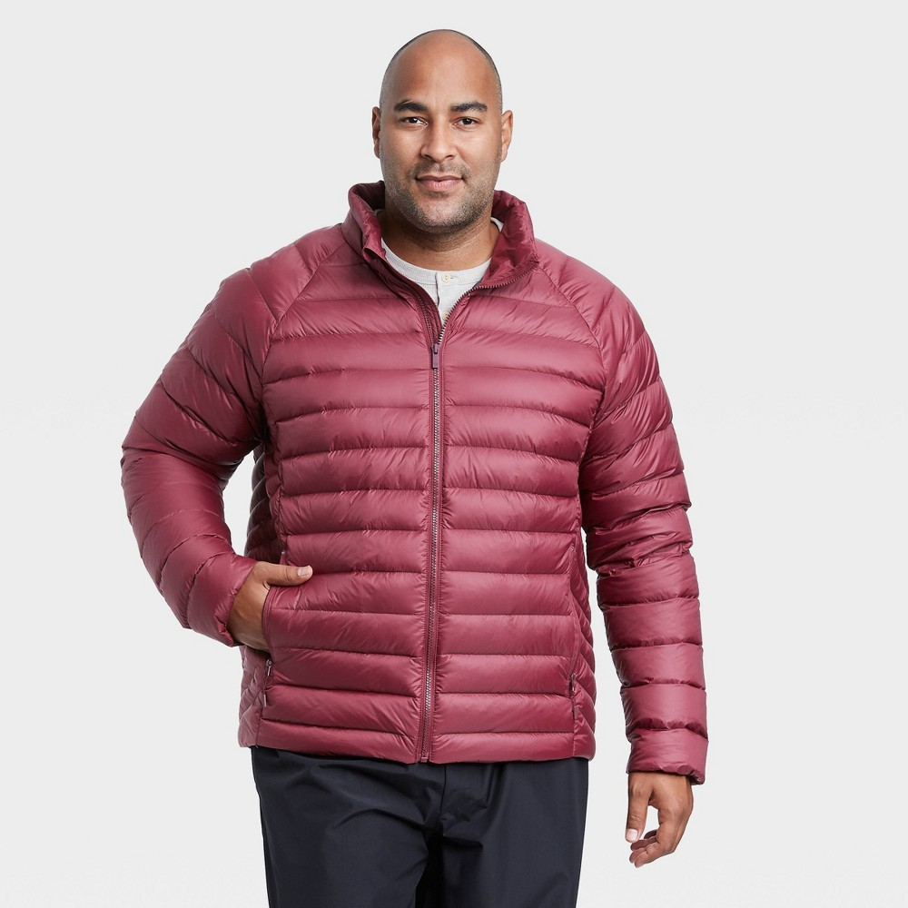 Promos Men's Packabe Down Puffer Jacket - A in Motion™