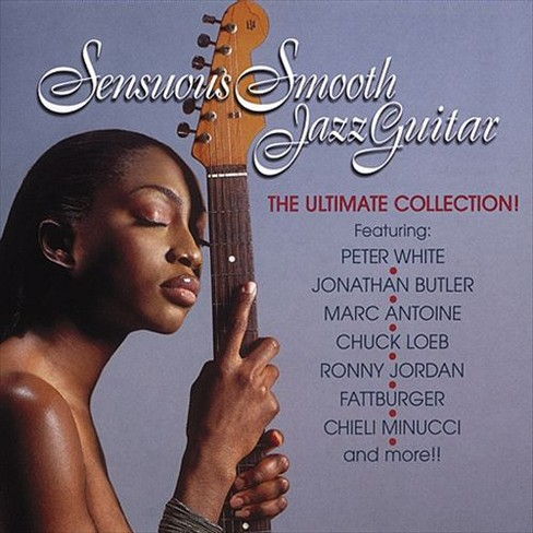 Various - Sensuous smooth jazzz guitar:Ultimate (CD) - image 1 of 1