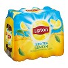 Lipton Lemon Iced Tea - 12pk/16.9 fl oz Bottles - image 2 of 3