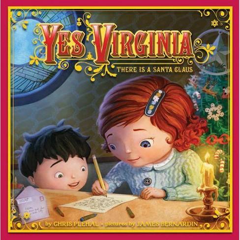 Yes, Virginia - by  Chris Plehal (Hardcover) - image 1 of 1