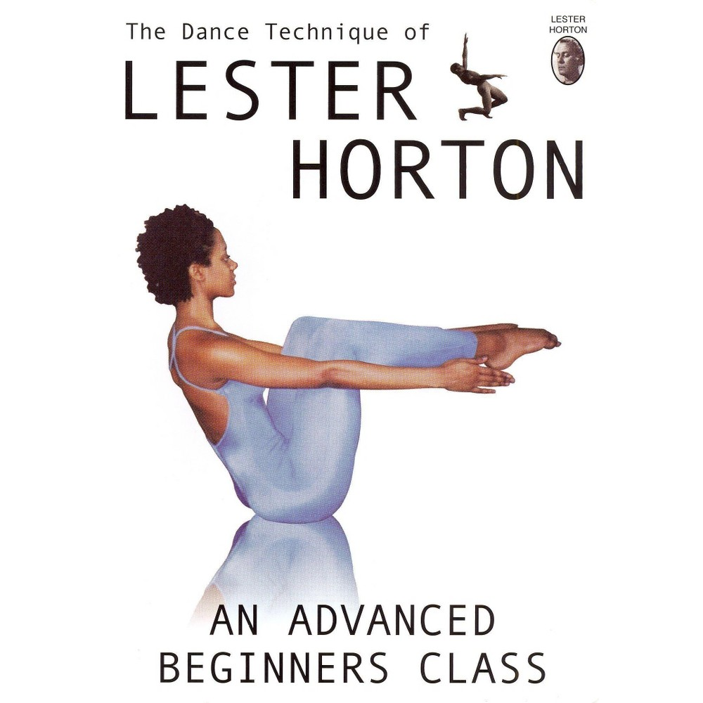 Dance Technique Of Lester Horton:Guid (Dvd)