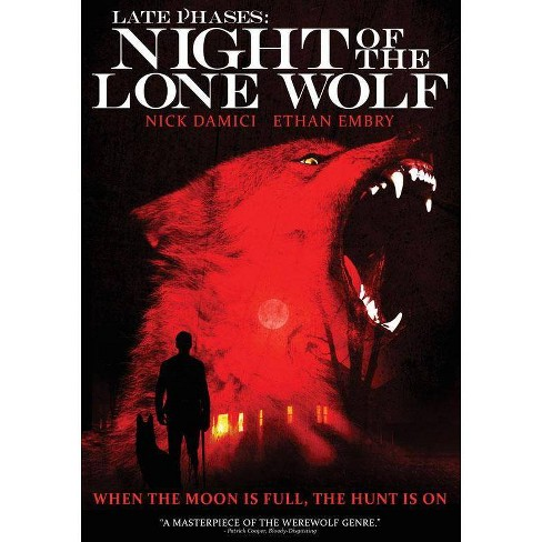Late Phases: Night of the Lone Wolf (DVD) - image 1 of 1