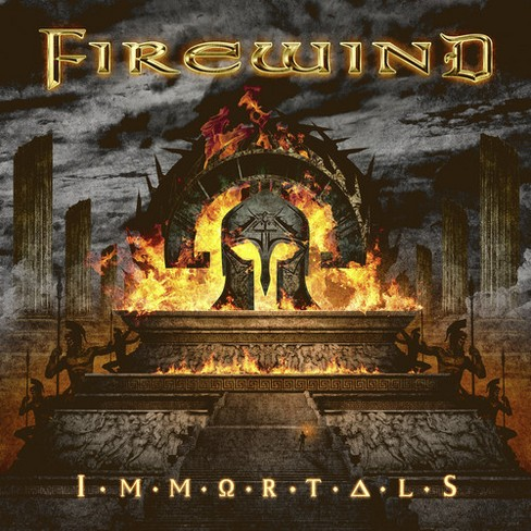 Firewind - Immortals (CD) - image 1 of 1