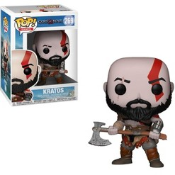 God of War Funko POP Vinyl Figure: Kratos w/ Axe