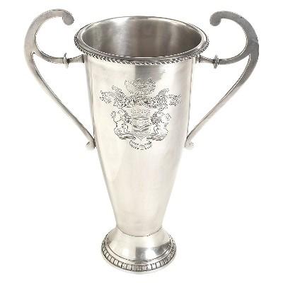 Nickel Etched Trophy - Go Home