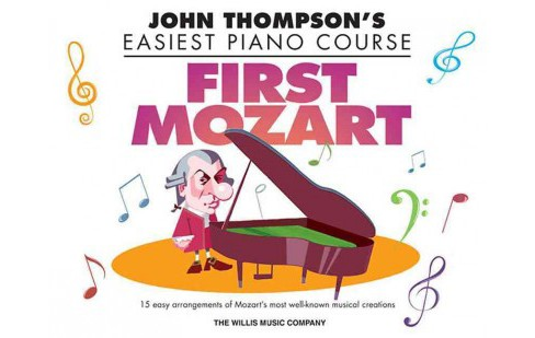 First Mozart (Paperback) - image 1 of 1