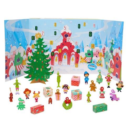 a278f94fef5 Disney Grinch Advent Calendar